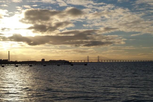 Malmö - Öresundsbron