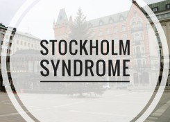 Norrmalmstorg Stockholm syndrome
