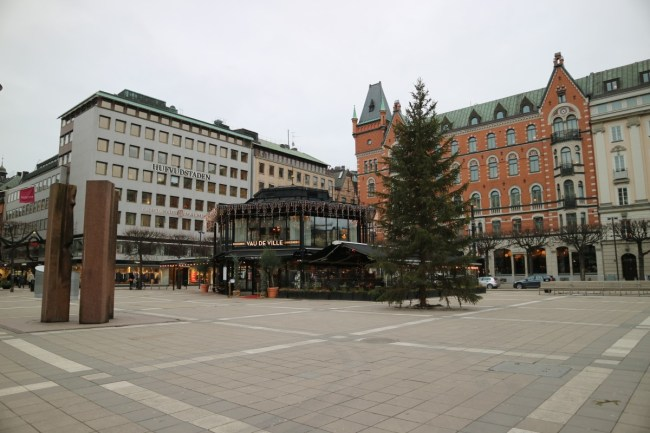 Norrmalmstorg - Stockholm