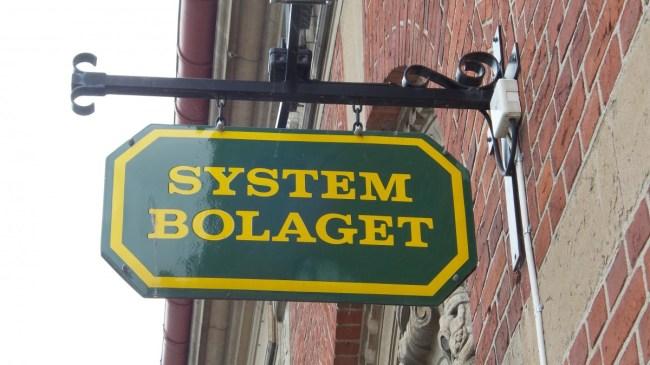 Systembolaget - alcohol kopen in Zweden