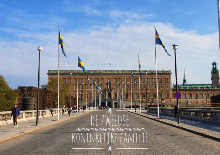 De Zweedse koninklijke familie