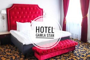 Hotel Gamla Stan - Skeppsbron Stockholm