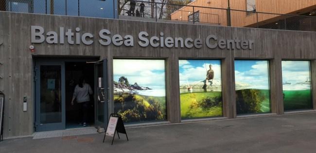 Baltic Sea Science Centre Skansen Stockholm