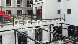 Designhotel Stockholm - Blique by Nobis