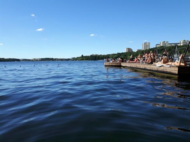 Hornsberg Strand Stockholm