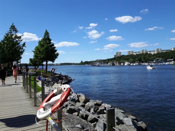 Hornsberg Strand - Stockholm