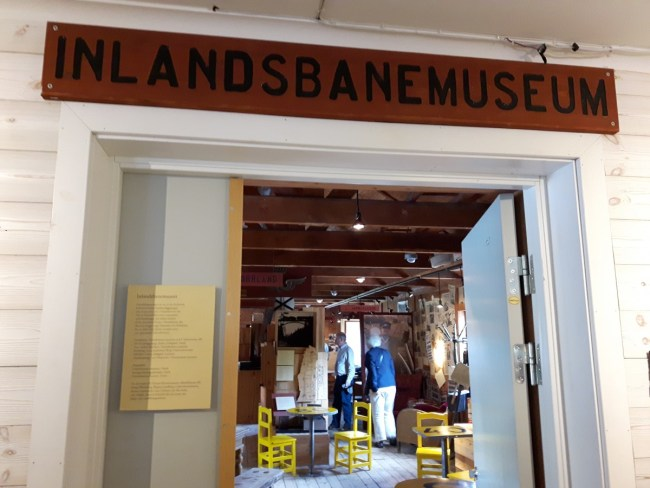 Inlandsbanemuseum Sorsele