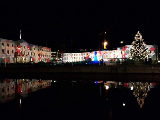 Lichtprojecties Göteborg