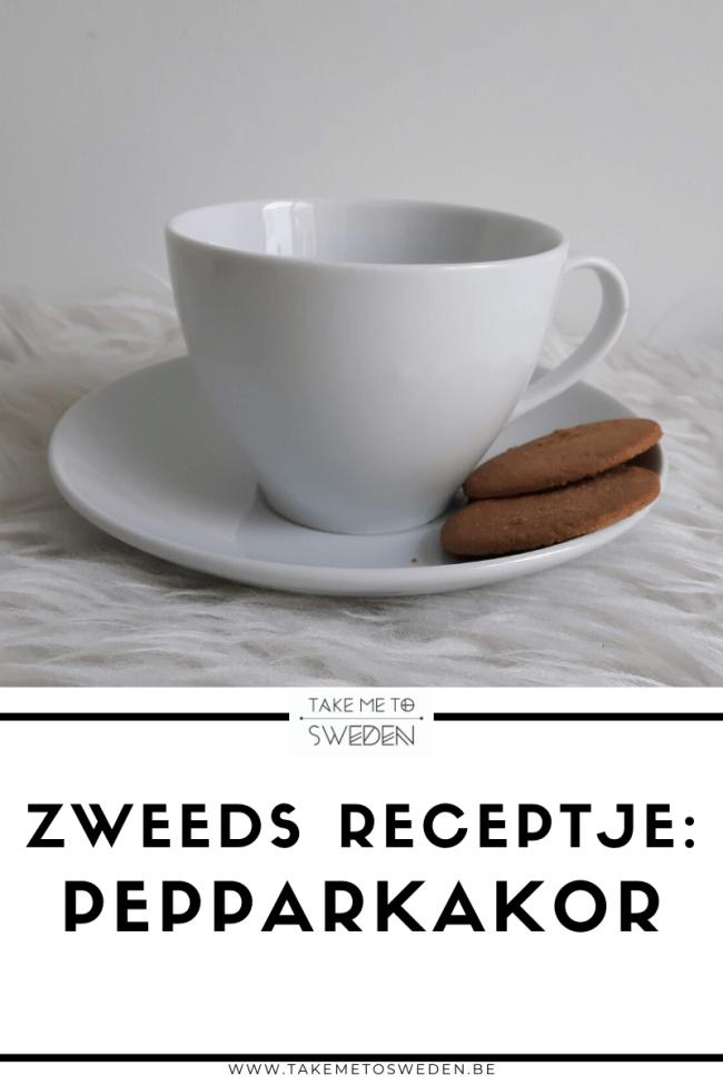Zweeds recept pepparkakor