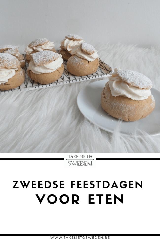 Zweedse feestdagen voor eten
