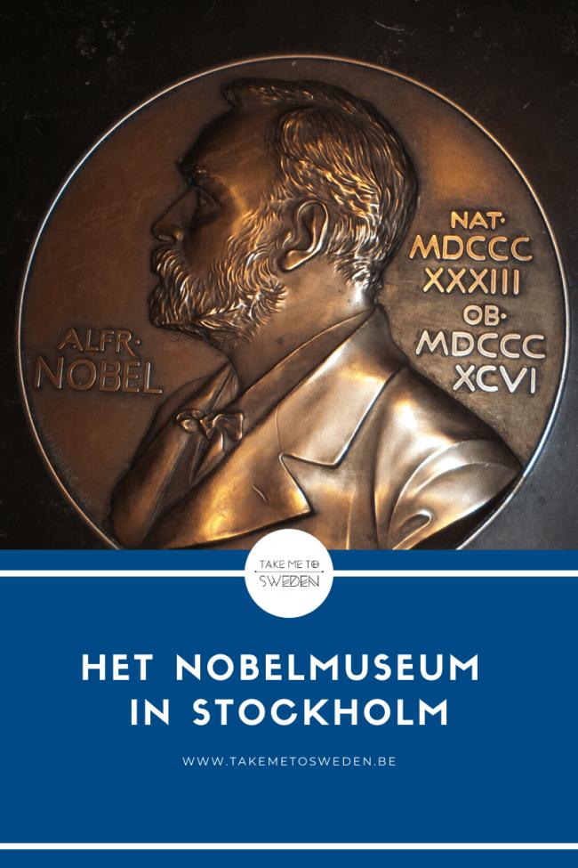 Nobelmuseum Stockholm