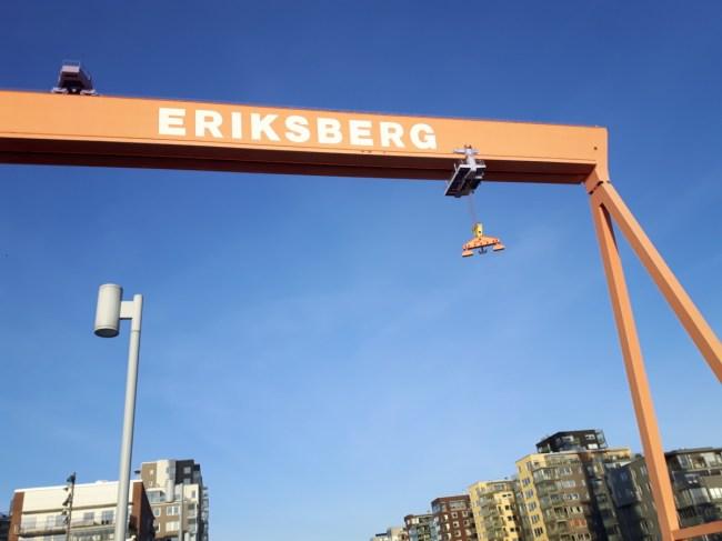 Kraan van Eriksberg