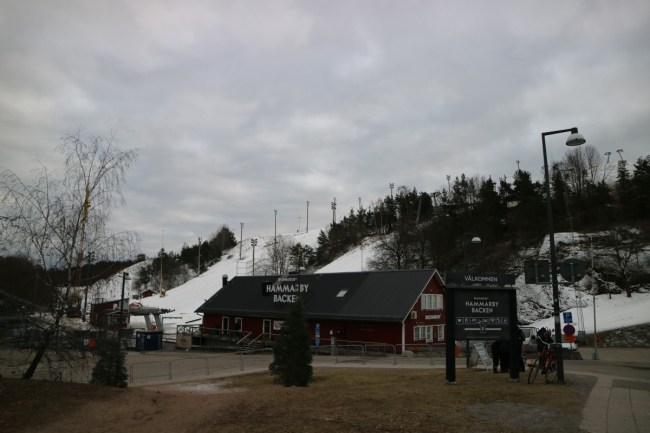 Skiën in Zweden: Hammarbybacken