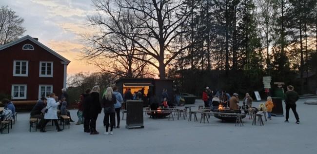 Stockholm Culture Night Skansen