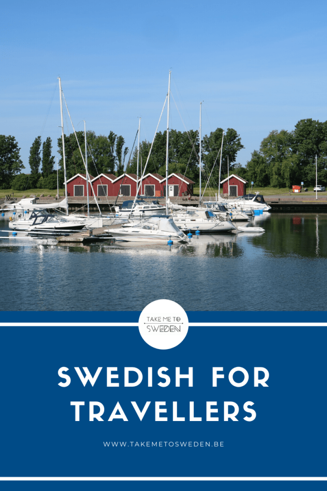 Swedish for travellers