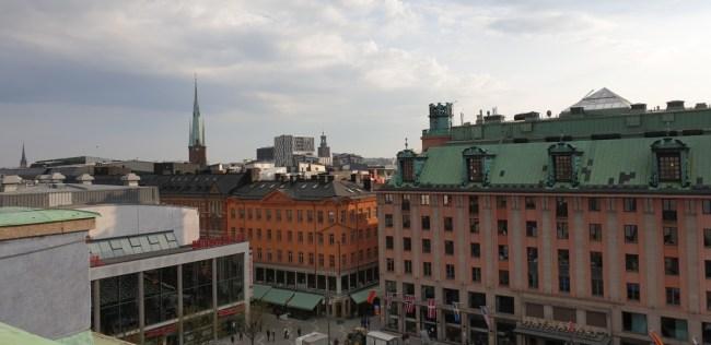 Kulturnatt Stockholm Culture Night vanop Konserthuset, Hötorget