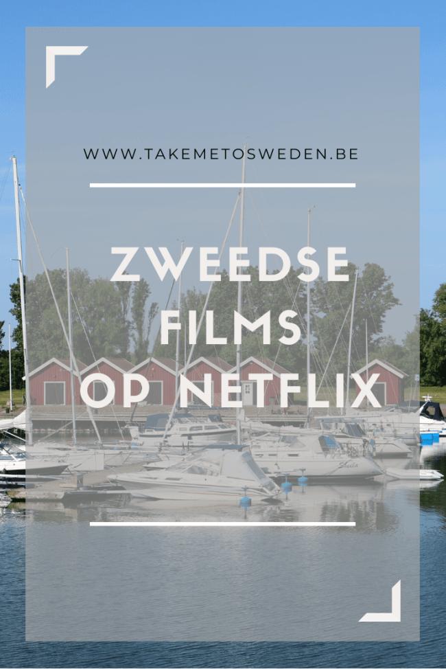 Zweedse films op Netflix (in België)
