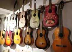 Guitars - The Museum Umeå