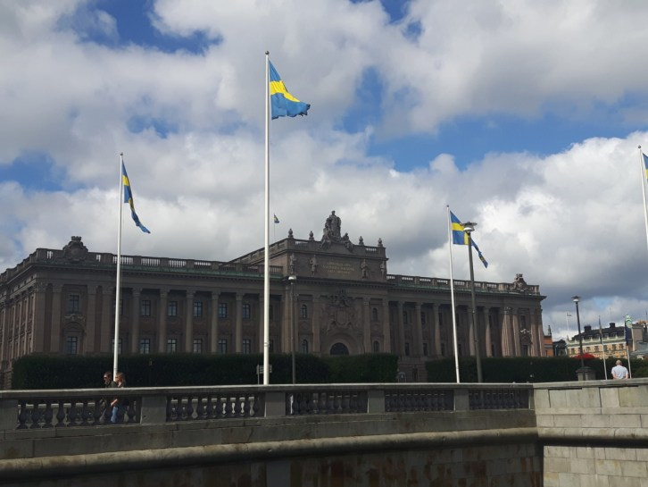 Riksdagen Sverige