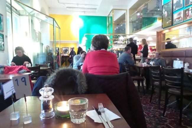 Café Rival - Stockholm