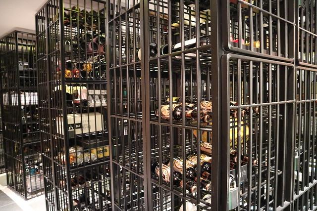 Wijnkelder Turning Torso