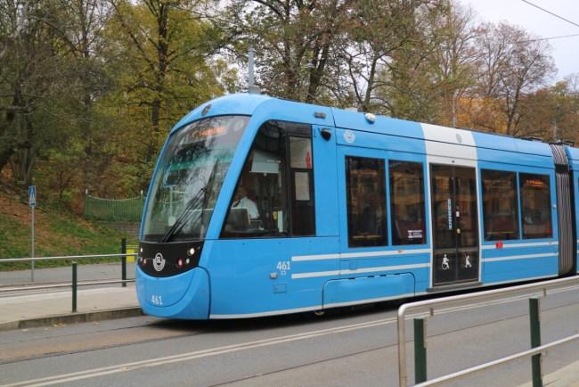 Lijn 7 Djurgården