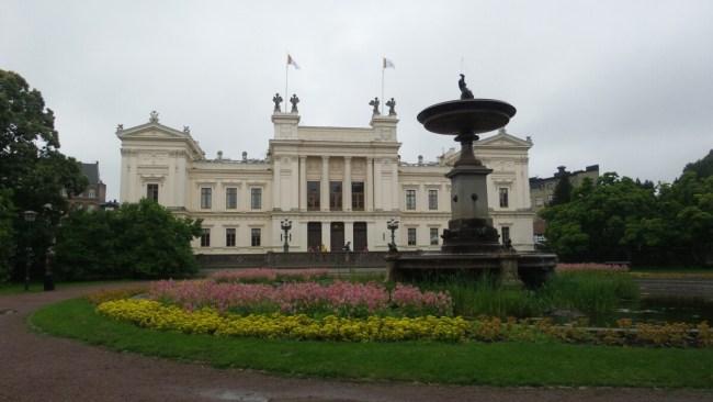 Universiteitsstad Lund