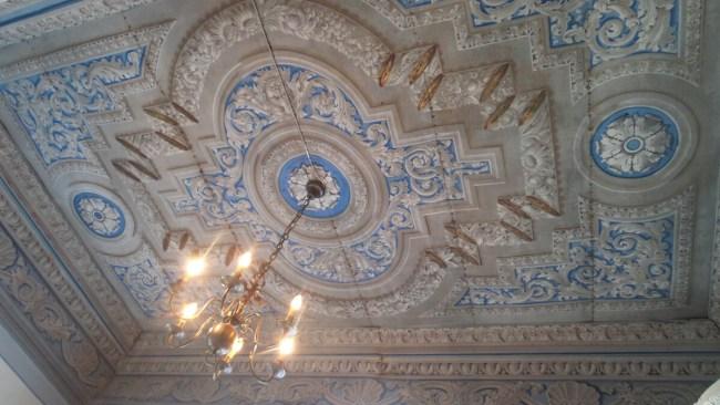 Öster Malma plafond