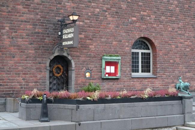 Restaurang Stadshuskällaren Stockholm