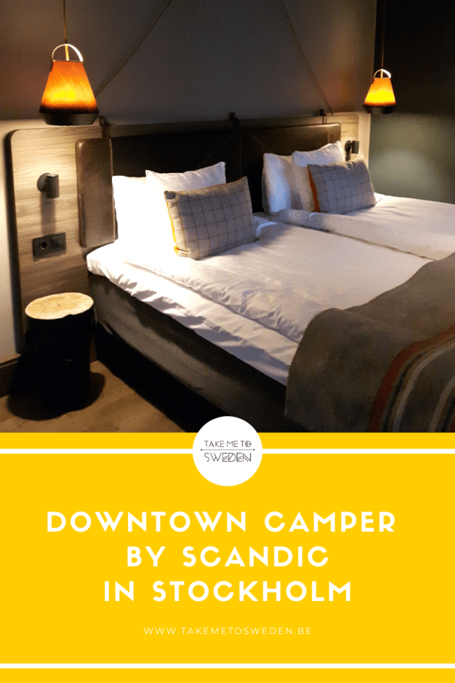 Downtown Camper by Scandic Stockholm