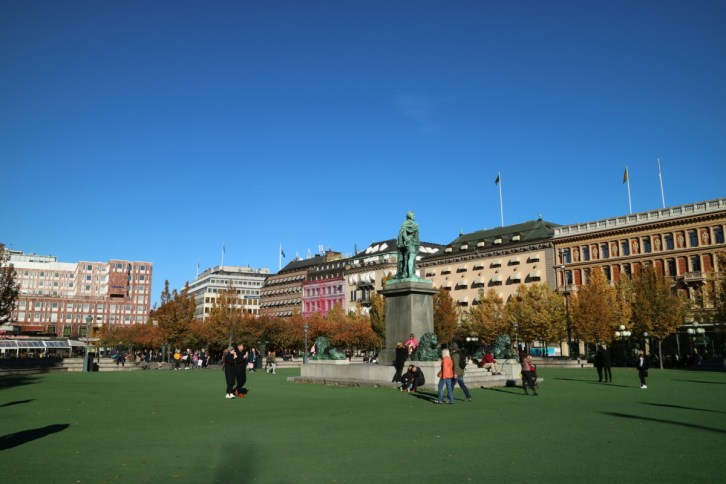 Kungsträdgården Stockholm