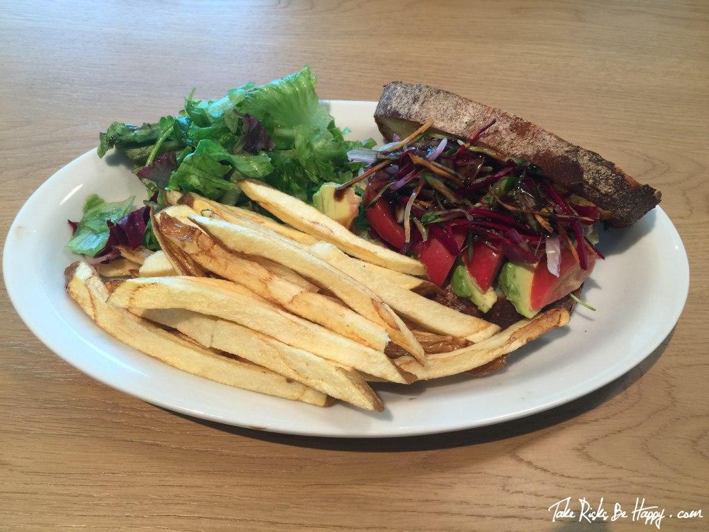 Itoya Cafe Sandwich