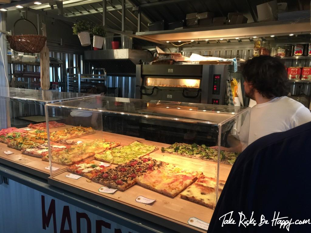 Copenhagen Pizza