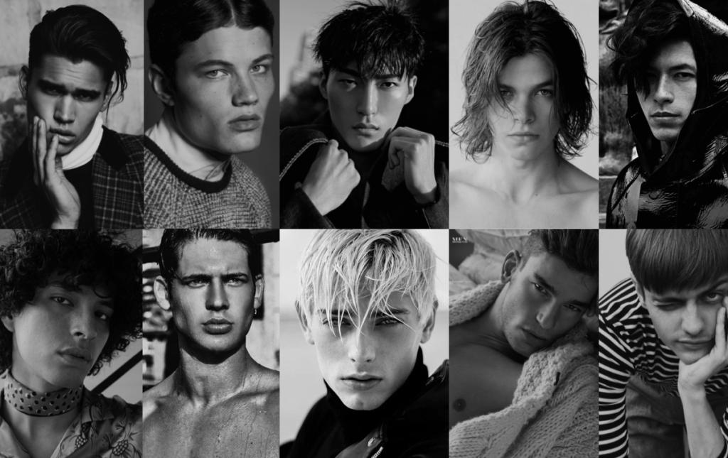 talentman male models