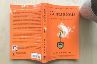 contagious jonah berger