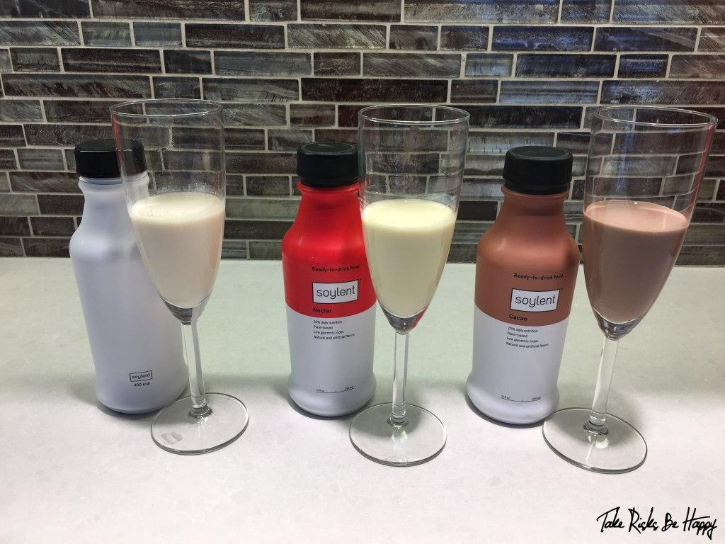 soylent nectar cacao comparison