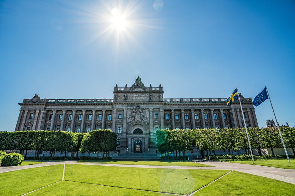 sweden happiest country