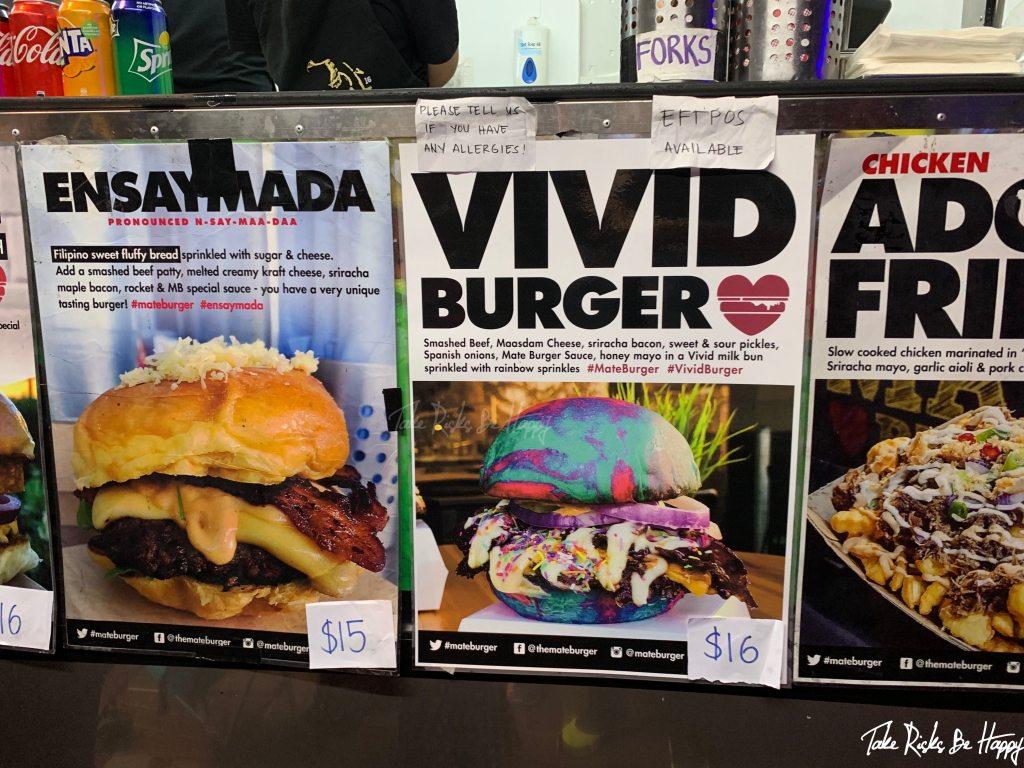 vivid sydney burger