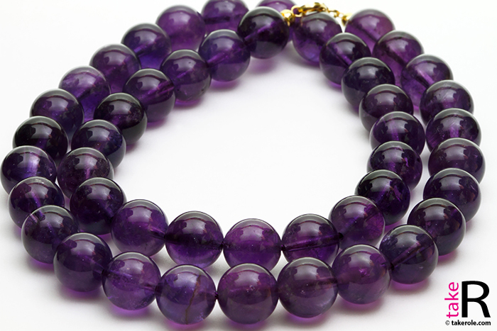 News Jewelry Amethyst Necklaces