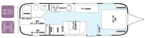 vintage airstream floor plans | Viewfloorco