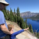 crater lake travel