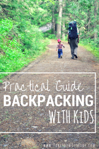 Taking kids into the backcountry can be a very rewarding experience. It can also be a disaster if not properly prepared for. Here's a practical guide to considerations and preparations necessary before heading out for a backcountry camping with kids.