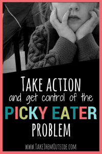 If you have a picky eater, you need to read about this unheard of and totally fun approach to the picky eater problem.... it might even be helpful in preventing kids from becoming picky eaters too!