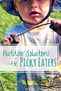 One strategy you probably haven't tried yet... read on for simple activities to help your picky eater expand their tolerances at the dinner table.