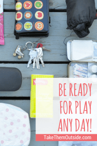 Mom purse | how to be ready to play all the time #kids #purse