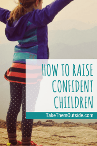 Raising confident children | how I failed her by thinking she couldn't do it