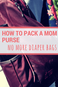 mom bag, no more diaper bag #momlife #purse