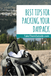 Best tips for packing your daypack | #hiking #kids