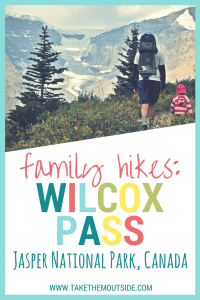 Driving the Icefields Parkway between Banff and Jasper National Parks? Check out Wilcox Pass Trail for amazing views of the Athabasca Glacier | Jasper National Park in Alberta, Canada | #IcefieldsParkway #BanffNationalPark #JasperNationalPark