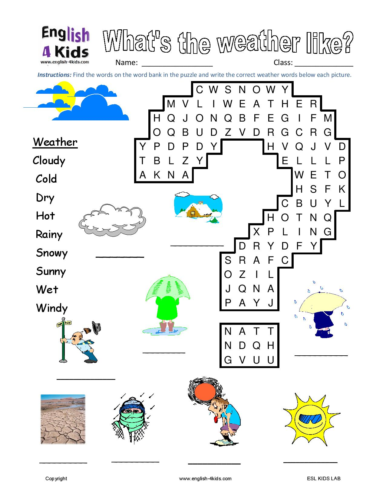 Weatherwordsearch Page 001